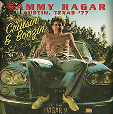 Sammy Hagar ‎– Austin, Texas '77: Cruisin' & Boozin' (2015)  CD  NEW  SPEEDYPOST