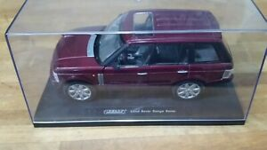 Range Rover (L322) 1:32 Scale Diecast Model - Welly 2003