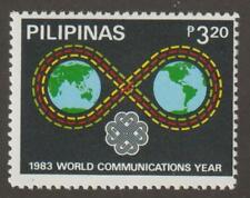 Philippines 1983 #1644 World Communications Year - MNH