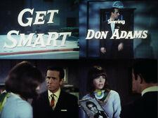"16MM-GET SMART-""99 LOSES CONTROL""-1968-DON ADAMS-BARBARA FELDON-AGFA COLOR PRINT"
