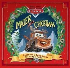 Disney*Pixar Cars: Mater Saves Christmas Murray, Alison Hardcover