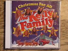 """CD - THE KELLY FAMILY - CHRISTMAS FOR ALL  """"SONDERPREIS!"""""""