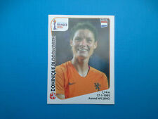 Figurine Panini Women's World Cup France 2019 n.393 Bloodworth Netherlands