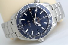 Omega Seamaster Planet Ocean 44mm-ASSIALE AUTOMATICO Co CRONOMETRO OROLOGIO (2017)