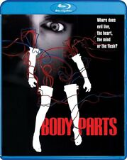 Body Parts BLU-RAY 2020 BRAND NEW FAST SHIPPING