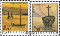 Österreich 2438-2439 (kompl.Ausg.) postfrisch 2003 Ferienland