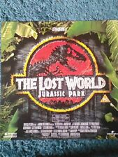A3 A4 The Lost World Film Wall Print JURASSIC PARK SERIES 2 1997 MOVIE POSTER