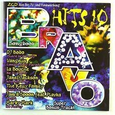 2x CD-Various-BRAVO Hits 10-a4557