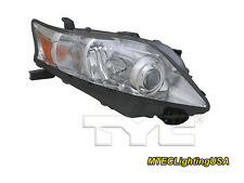 TYC NSF Certified Right Side HID Headlight Lamp for Lexus RX350 2010-2012 Canada