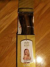 CLEARANCE Sleek Style Icon Virgin Remi Silky 100% Human Hair  18V (P4/27) Brown