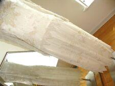 3 Day Sale $325 Gloria Vanderbilt silk-beaded sequined wedding top and skirt set