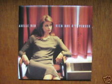 AXELLE RED CD SINGLE PROMO RIEN QUE D'Y PENSER