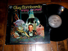 Guy Lombardo - Enjoy Yourself! LP Pickwick SPC-3193 Big Band EX/VG+