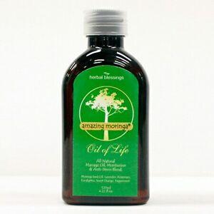 First vitaplus Amazing Moringa Oil of Life (Original)