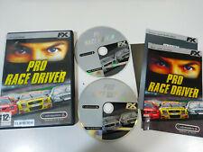 Pro Race Driver JUEGO PC CD-ROM En Español FX Interactive