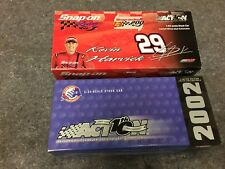 Kevin Harvick #29 2002 SNAP-ON- Tools DIECAST 1/24 SCALE ACTION