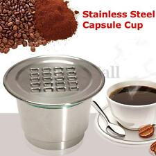 2GEN Stainless Steel Refillable Reusable Capsule Spoon For Nespresso Machine US
