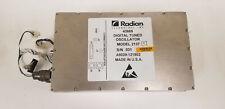 Radian Model 2137 Digital Tuned Oscillator