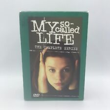 My So Called Life - The Complete Series Dvd 2002, 5-Disc Set Box Set