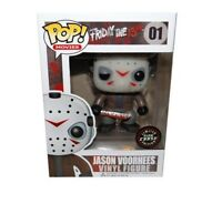 Genuine Pop! Vinyl Friday 13th - Jason Voorhees #01 Limited Glow Chase Edition