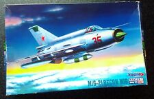 MIG 21 /  1:72 / Flugzeug Modellbausatz