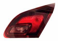 VAUXHALL ASTRA J  5 DOOR O/S TAILGATE REAR LIGHT RED/PINK DARK TINT NEW 13319952