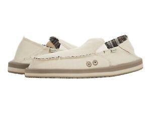 Men's Shoes Sanuk VAGABOND SOFT TOP HEMP Slip On Loafers 1117753 NATURAL