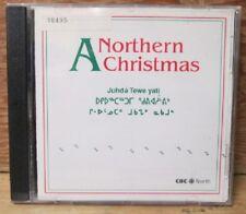 A NORTHERN CHRISTMAS CD CBC NORTH CD-10 INUKTITUT CREE YUKON NWT JUHDE TEWE YATI
