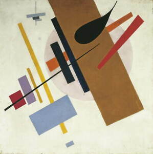 Kazimir Malevich Supremus No. Giclee Art Paper Print Poster Reproduction