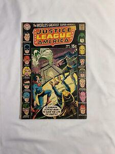 JUSTICE LEAGUE OF AMERICA #83 [1970 VG+] DEATH OF SPECTRE!