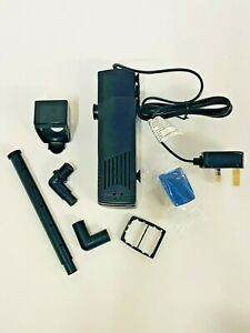 Ciano CF80 Aquarium Internal Filter 380L/h Tanks 40 - 80 Litres PLAIN BOX