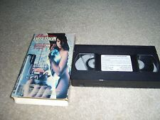 Dangerous Obsession, (VHS) 1989, AIP Video, Panther Ent., Mature, Corrine Clery