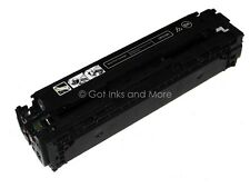 131A Black Toner Cartridge (CF210A) for HP Laserjet Pro 200 M251nw, 200 M276nw