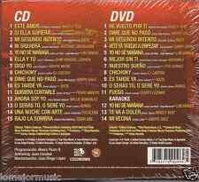 rare cd+dvd+karaoke salsa  luis enrique YO NO SE MAÑANA tito gomez PEDRO ARROYO