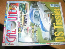 Gazoline n°61 Guide Achat Dyane Citroen / DS Tissier Opel Kadett GT/E Monoquatre