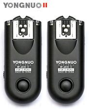 Yongnuo RF-603II Wireless Remote Flash Trigger C1 for Canon 1000D / 600D/70D/60D