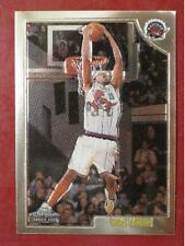 Vince Carter 1998-99 Topps Chrome rookie card rc #199