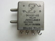 Deutsch Relay 90037-111 J32B40J6A9-1 8-Pin Relay, New