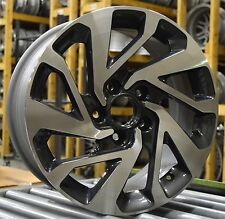 "16"" Honda Civic EX 2016 2017 Factory OEM Rim Wheel 64095 Charcoal"