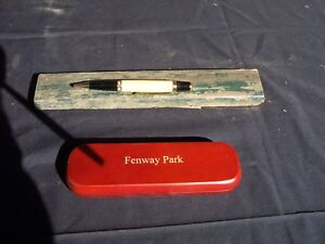 Fenway ParkSeat Pen and Case