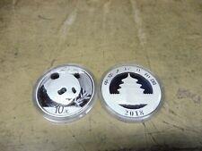 China , 2018 , 10 Yuan , 30 gramm Silber , Panda