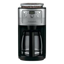 Drip Coffee Maker 12-Cup Programmable Automatic Electric Grinder Water Filter