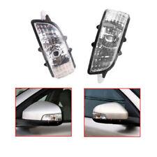 New L&R Wing Mirror Turn Indicator Light Cover For Volvo S40 V50 C30 S60 V70