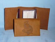 OTTAWA SENATORS  Leather TriFold Wallet   NEW!   txt