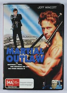 Martial Outlaw DVD FREE POST
