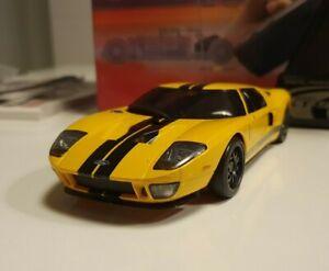 Mini z kyosho mr2 27mhz Ford GT amarillo