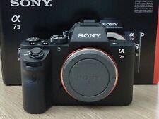Like New Sony Alpha A7 II 24.3MP Digital Camera ILCE-7M2 Shutter Count - 42