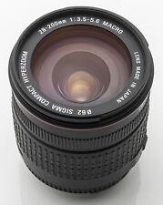 Sigma 28-200mm AF Zoom 3.5-5.6 Compact Hyperzoom Objektiv - Nikon *Fachhändler