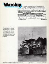 Warship Quarterly No 03 (Conway 1977 1st)
