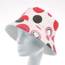 Gorras y sombreros de mujer de color principal multicolor de algodón